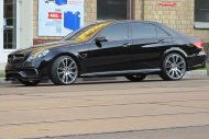Mercedes E 63 AMG 3 190x127 Selfmade Brabus Mercedes E 63 AMG mit 900 PS