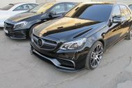 Mercedes E 63 AMG 9 190x127 Selfmade Brabus Mercedes E 63 AMG mit 900 PS