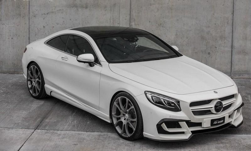 Mercedes S-Klasse Coupe Tuning FAB-Design 3