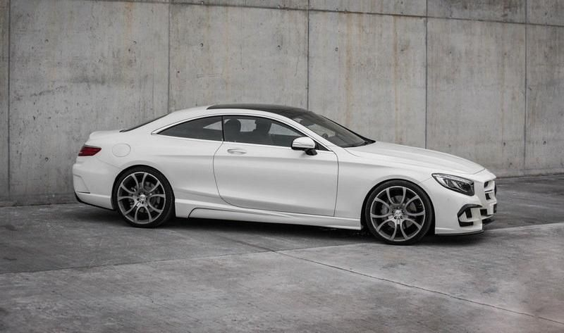 Mercedes S-Klasse Coupe Tuning FAB-Design 4