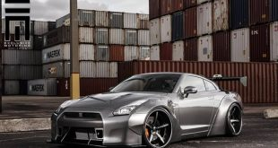 Nissan GT R Wide Body exclusive motoring 1 310x165 Exclusive Motoring tunt den Nissan GT R mit einem Wide Body Kit