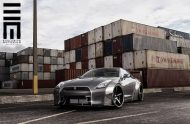 Nissan GT R Wide Body exclusive motoring 2 190x124 Exclusive Motoring tunt den Nissan GT R mit einem Wide Body Kit