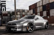 Nissan GT R Wide Body exclusive motoring 3 190x124 Exclusive Motoring tunt den Nissan GT R mit einem Wide Body Kit