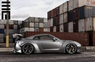 Nissan GT R Wide Body exclusive motoring 4 190x124 Exclusive Motoring tunt den Nissan GT R mit einem Wide Body Kit