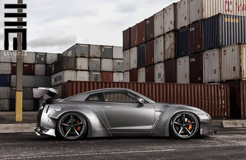 Nissan-GT-R-Wide-Body-exclusive-motoring-4