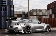Nissan GT R Wide Body exclusive motoring 5 190x124 Exclusive Motoring tunt den Nissan GT R mit einem Wide Body Kit
