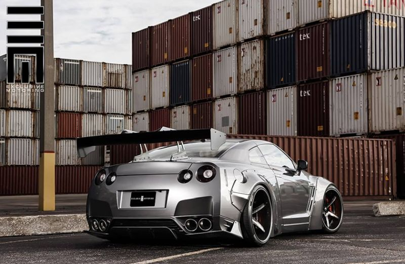 Nissan-GT-R-Wide-Body-exclusive-motoring-6