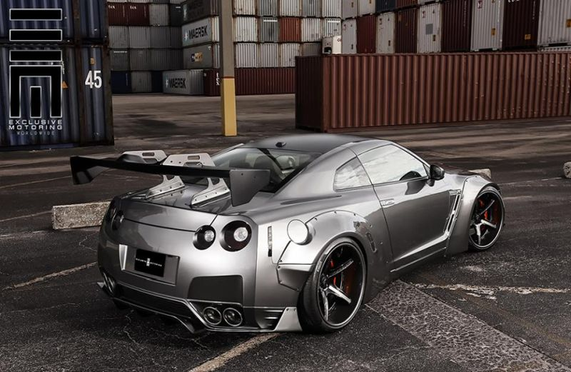 Nissan-GT-R-Wide-Body-exclusive-motoring-7