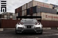 Nissan GT R Wide Body exclusive motoring 9 190x124 Exclusive Motoring tunt den Nissan GT R mit einem Wide Body Kit