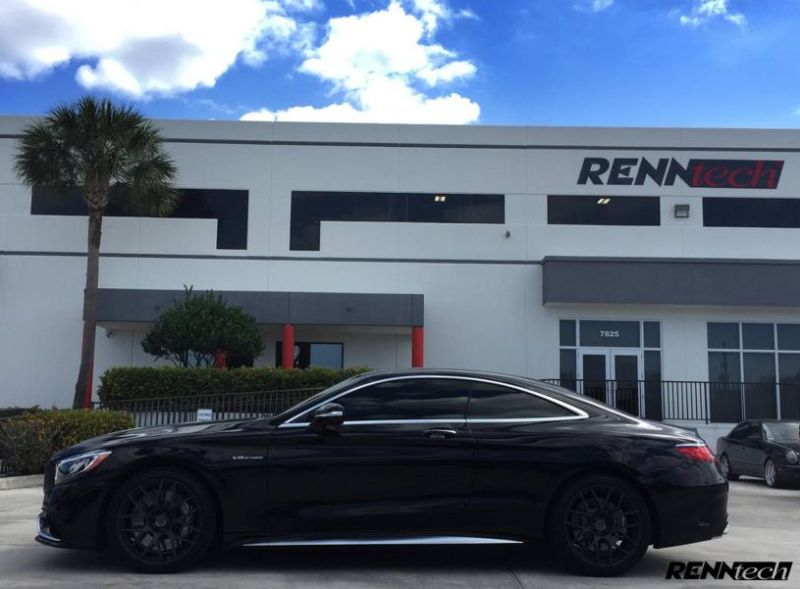 Renntech Mercedes S63 AMG Coupe C217 Chiptuning 2