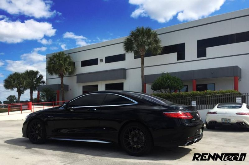 Renntech Mercedes S63 AMG Coupe C217 Chiptuning 3