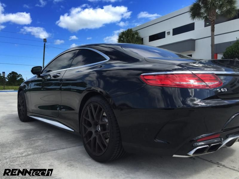 Renntech Mercedes S63 AMG Coupe C217 Chiptuning 4