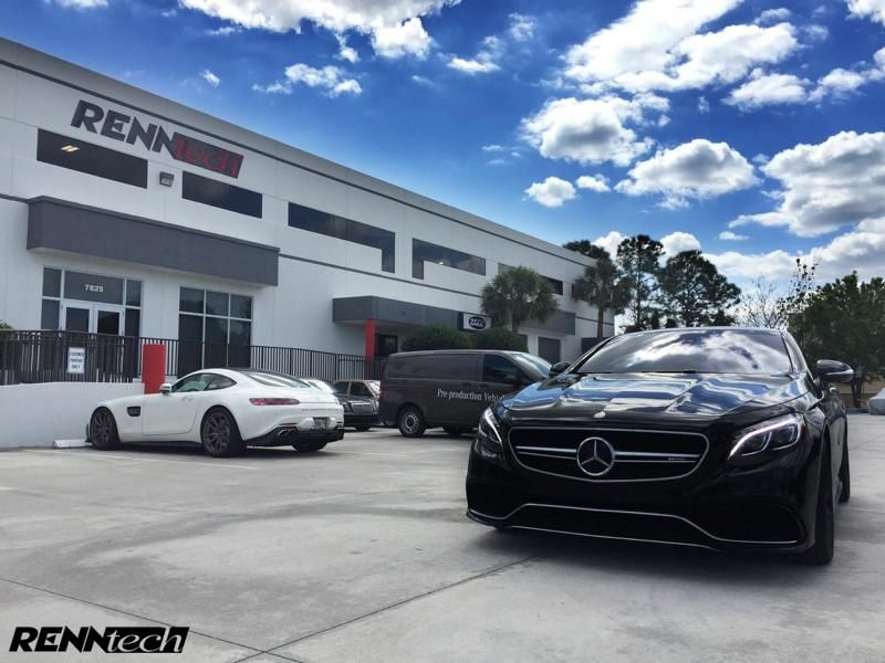 Renntech Mercedes S63 AMG Coupe C217 Chiptuning 5