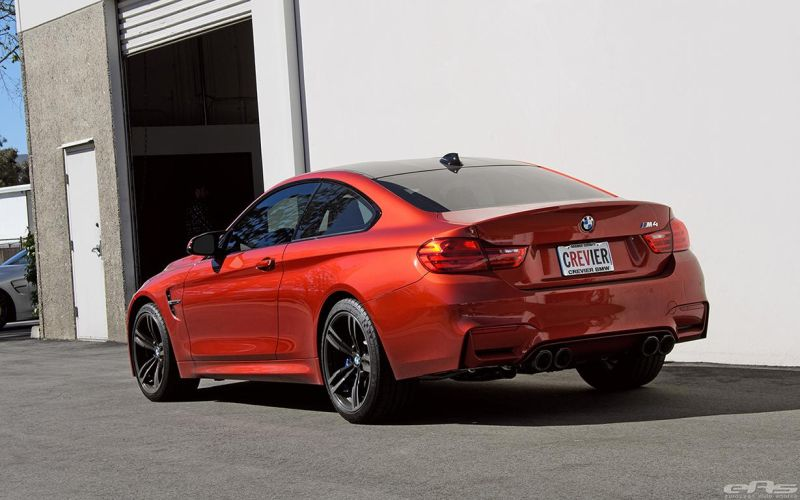 Sakhir-Orange-BMW-F82-M4-Remus-Exhaust-System-1