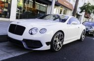 Vorsteiner Bentley Continental spot 1 190x124 Bentley Continental GT BR10RS vom Tuner Vorsteiner