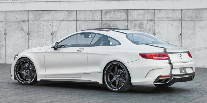 Wheelsandmore Mercedes S Coupe tuning 1 Mercedes S Klasse Coupe getunt von Wheelsandmore