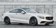 Wheelsandmore Mercedes S Coupe tuning 2 190x95 Mercedes S Klasse Coupe getunt von Wheelsandmore