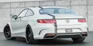 Wheelsandmore Mercedes S Coupe tuning 3 190x95 Mercedes S Klasse Coupe getunt von Wheelsandmore