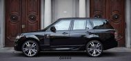 ares performance range rover 3 190x89 Ares Performance mit Tuningpaket am Range Rover