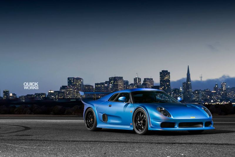blue noble m400 photo 1 Traumhaft seltener Sportler! Der Noble M400 in Blau