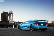 blue noble m400 photo 3 190x127 Traumhaft seltener Sportler! Der Noble M400 in Blau