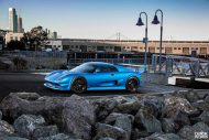 blue noble m400 photo 4 190x127 Traumhaft seltener Sportler! Der Noble M400 in Blau