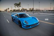 blue noble m400 photo 5 190x127 Traumhaft seltener Sportler! Der Noble M400 in Blau
