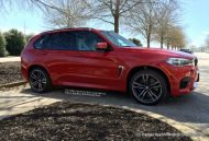 bmw x5m melbourne red 1 190x129 BMW X5 M F15 in seltenem Melbourne Rot