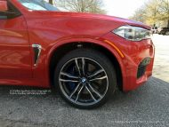 bmw x5m melbourne red 2 190x143 BMW X5 M F15 in seltenem Melbourne Rot