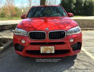 bmw x5m melbourne red 4 190x146 BMW X5 M F15 in seltenem Melbourne Rot