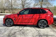 bmw x5m melbourne red 8 190x125 BMW X5 M F15 in seltenem Melbourne Rot