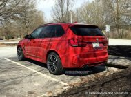 bmw x5m melbourne red 9 190x141 BMW X5 M F15 in seltenem Melbourne Rot