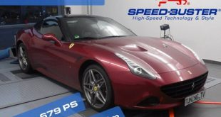 ferrari california t speed buster 1 310x165 Ferrari California T mit 679PS und 870NM Drehmoment