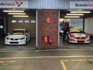 honda civic type r will race version 2 190x143 Honda Civic Type R Rennwagen für die britische BTCC
