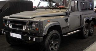 kahn flying huntsman 1 310x165 Heftig! Kahn Design Flying Huntsman 110 WB 6x6 Vision