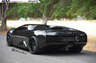 lamborghini murcielago roadster adv.1 wheels 2 190x125 Lamborghini Murcielago Roadster mit schwarzen ADV.1 Wheels