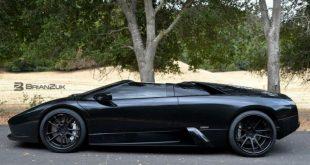 lamborghini murcielago roadster adv.1 wheels 5 310x165 Lamborghini Murcielago Roadster mit schwarzen ADV.1 Wheels