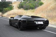 lamborghini murcielago roadster adv.1 wheels 6 190x127 Lamborghini Murcielago Roadster mit schwarzen ADV.1 Wheels