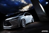 lexus nx f sport air suspension aimgain body kit 7 190x128 Lexus NX 200t F Sport mit Aimgain Widebody Kit und Luftfederung