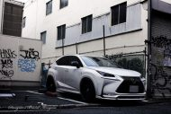 lexus nx f sport air suspension aimgain body kit 8 190x127 Lexus NX 200t F Sport mit Aimgain Widebody Kit und Luftfederung