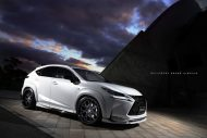 lexus nx f sport air suspension aimgain body kit 9 190x127 Lexus NX 200t F Sport mit Aimgain Widebody Kit und Luftfederung