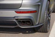 mansory porsche cayenne turbo tuning 6 190x127 Porsche Cayenne Turbo vom Tuner Mansory