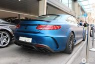 mansory s coupe diamond new pics 11 190x127 Mercedes S63 AMG Coupe Diamond Edition von Mansory