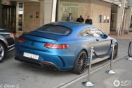 mansory s coupe diamond new pics 3 190x127 Mercedes S63 AMG Coupe Diamond Edition von Mansory