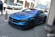 mansory s coupe diamond new pics 4 190x127 Mercedes S63 AMG Coupe Diamond Edition von Mansory