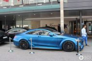 mansory s coupe diamond new pics 7 190x127 Mercedes S63 AMG Coupe Diamond Edition von Mansory