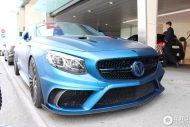 mansory s coupe diamond new pics 9 190x127 Mercedes S63 AMG Coupe Diamond Edition von Mansory