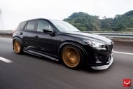 mazda cx 5 tuned vossen wheels 2 190x127 Vossen Wheels und Bodykit am Mazda CX 5