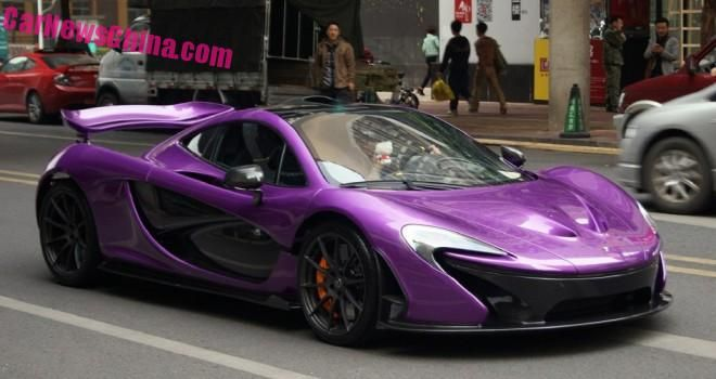 mclaren-p1-purple-china-1
