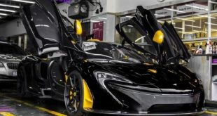 mclaren p1 yellow black china 1 310x165 Irre schicke Farbkombination auf dem McLaren P1